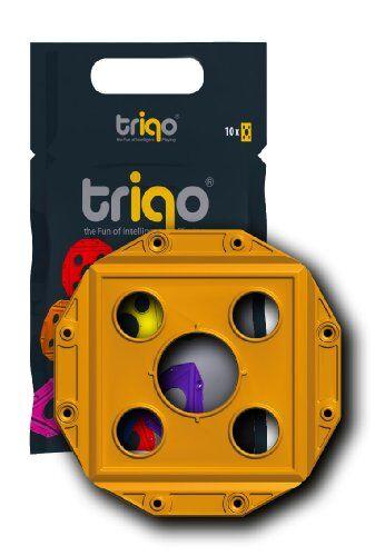 triqo - juego de construcción para niños de 10 piezas (toys 10250) [importado]
