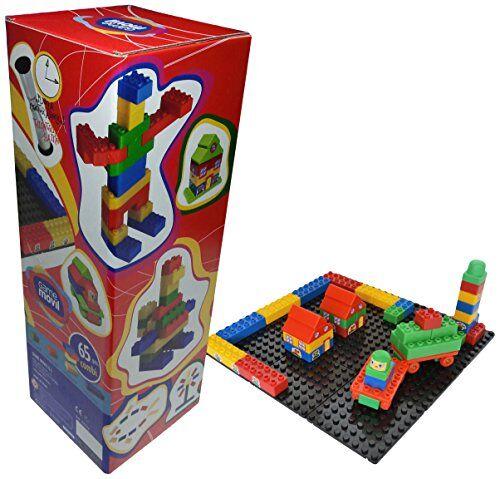 desconocido juego de construcción para niños de 66 piezas