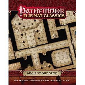 Pathfinder Flip-Mat Classics: Ancient Dungeon
