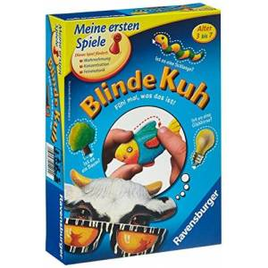 Ravensburger Spiel 21404 Blinde Kuh - Juego infantil (versión en alemán) , color/modelo surtido