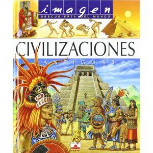 Desconocido Serie Imagen + Puzzle Civilizaciones (Imagen Descubierta del Mundo)