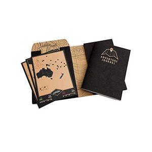 Luckies Of London LUKAJ - Carpeta, color negro/dorado