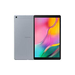 """Samsung Galaxy Tab A - Tablet de 10.1"""" FullHD (Wifi, Procesador Octa-core, 2 GB de RAM, 32 GB de almacenamiento, Android actualizable) color Plata"""