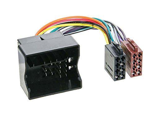 ACV Electronic Acv 125402Radio Cable de conexión para Renault (Quadlock)
