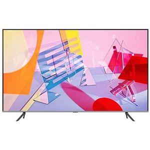"""Samsung QLED 4K 2020 55Q64T - Smart TV de 55"""" con Resolución 4K UHD, con Alexa Integrada, Inteligencia Artificial 4K Wide Viewing Angle, Sonido Inteligente, Premium One Remote"""