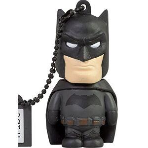 Tribe Warner Bros DC Comics Batman Movie - Memoria USB 2.0 de 16 GB Pendrive Flash Drive de Goma con Llavero, Negro