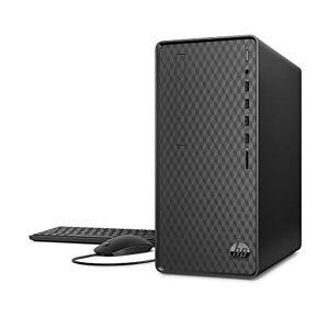 HP Procesadores HP M01-F1003ng Intel CoreTM i3 de 10. Generation i3-10100 8 GB DDR4-SDRAM 512 GB SSD Mini Tower Negro PC FreeDOS