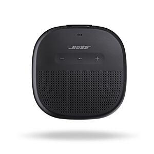 Bose SoundLink Micro, Altavoz con Bluetooth, Inalámbrico Micro-USB, Negro