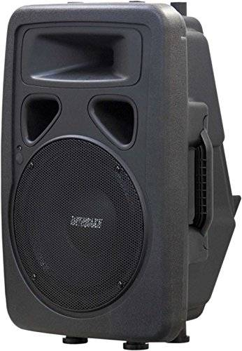 earthquake sound dj-10m - altavoz (2 vías, 600 w)