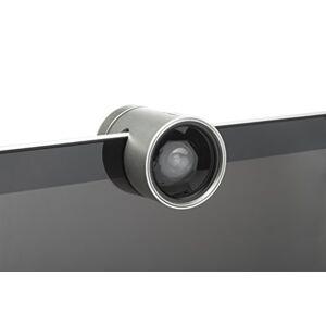 aiino italian ideas AIINO Sawhet  Lente para videoconferencias, Face Time, vídeo Full HD y fotos, para MacBook Air, Pro, iPad  Aluminio plateado