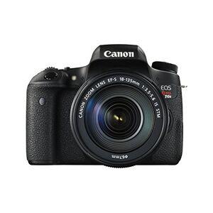 Canon EOS Rebel T6s Digital SLR with Tapones para los oídos, 8 cm, Negro (Black)