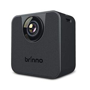 Brinno TLC120A-BK Wi-Fi HDR 720p Time Lapse Camera, Solo admite Control de Aplicaciones iOS, IPX4 a Prueba de Salpicaduras y Resistencia a la Intemperie