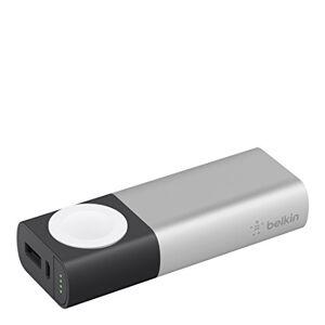 Belkin Valet Charger - Batería externa de 6700 mAh para Apple Watch 5/4/3/2/1 + iPhone 11, 11 Pro/Pro Max, XS, XS Max, XR, X, SE, 8, 7, 6, 5 (con certificación Mfi)
