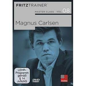 Master Class Vol. 8. Magnus Carlsen. Fritztrainer. Interaktives Video-Schachtraining