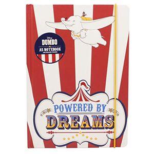 Half Moon Bay Cuaderno A5 Disney Dumbo Dreams