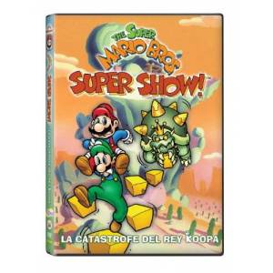 Super Mario Bros: King Koopa Katastrophe (Spanish) [Edizione: Stati Uniti] [USA] [DVD]