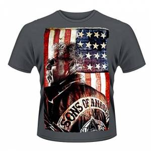 Sons Of Anarchy: President (T-Shirt Unisex Tg. S) [Italia]