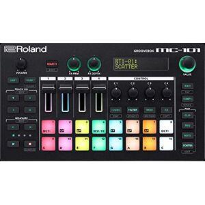 Roland MC-101 AIRA DJ Groovebox - Estudio de producción de bolsillo