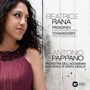 Beatrice Rana Prokofiev: Piano Concerto No. 2 - Tchaikovsky: Piano Concerto No. 1