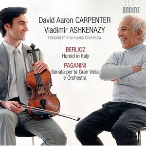 Ouverture 'Béatrice et Bénédicte' - Harold en Italie op.16 - Sonate pour alto et orchestre op.35