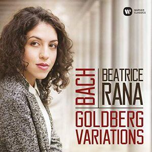 Beatrice Rana Bach Goldberg Variations