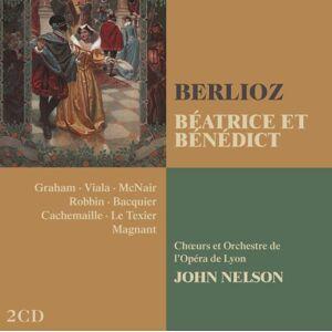 John Nelson Beatrice et Benedict