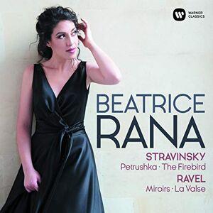 Rana, Beatrice -Miroirs, La Valse (CD) -Stravinsky , Ravel -No -No