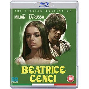 Beatrice Cenci [Edizione: Regno Unito] [Blu-ray]