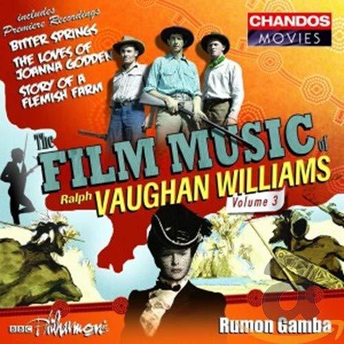 Rumon Gamba Musica De Peliculas Vol.3 Rumon Gamba