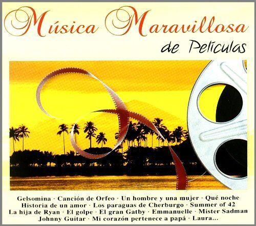 Various Artists Musica Maravillosa De Peliculas