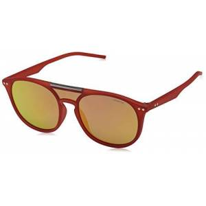 Polaroid PLD 6023/S OZ 15J Gafas de sol, Naranja (Orange/Red Grey Speckled Pz), 99 Unisex Adulto