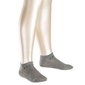 Esprit Foot Logo Calcetines, Gris (light greymel. 3390), 9-10 años (Talla del fabricante: 27-30) (Pack de 2) para Niños
