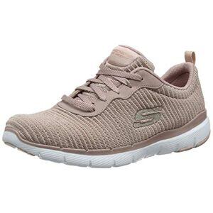Skechers Flex Appeal 3.0-Endless Glamo, Zapatillas para Mujer, Morado (Mauve MVE), 37 EU