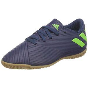 Adidas Nemeziz Messi 19.4 IN J, Zapatillas Deportivas Fútbol Unisex Infantil, Morado (Tech Indigo/Signal Green/Glory Purple), 37 1/3 EU