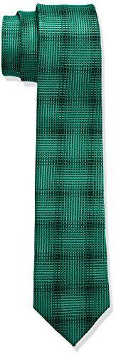 GOL Krawatte Corbata, Verde (Green 5), Talla única para Niños