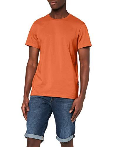 G Star Raw Base-s r t s/s Camiseta, Rosa (Langoustino Pink 336-b250), XS para Hombre