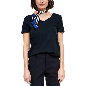 s.Oliver 04.899.71.6067 Hose Lang, 76z5, 42, 30 Camiseta, Azul (Navy 5959), 38 (Talla del Fabricante: 36) para Mujer