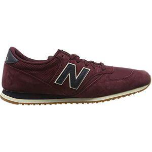New Balance Hombre U420 Sneaker, Vino tinto , 37 EU