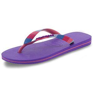 Havaianas Top Verano, Chanclas para Mujer, Morado (Purple 0719), 35/36 EU