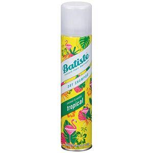 Batiste Tropical Coconut Exotic Dry Shampoo Champú - 200 ml (AD1161)