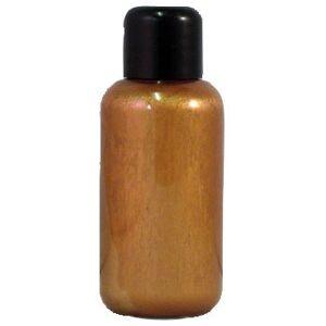 Eulenspiegel- Maquillaje Profesional líquido Aqua, Color Bronce nacarado (EULC650769)