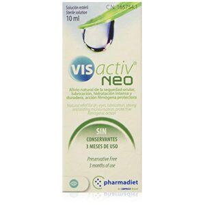 Pharmadiet Vis Activ Neo, Suero y líquido para los ojos - 10 ml.