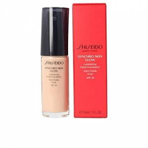 Shiseido Synchro Base Fluida Color B20-30 Ml 1 Unidad 30 ml