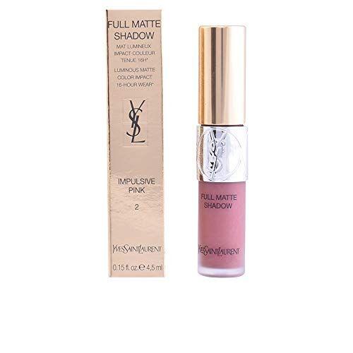 Yves Saint Laurent FULL MATTE SHADOW #2-impulsive pink 4,5 ml - kilograms