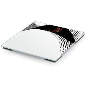 Soehnle 63771 - Báscula de baño digital, diseño Magia White