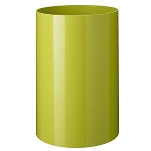Archivo 2000 Papeleras Resistentes a Golpes y ralladuras, Verde Kiwi, 33.5x26x26 cm