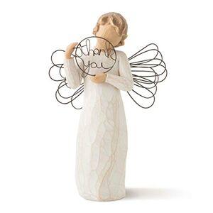 Willow Tree, Figura de ángel dando las gracias, Enesco