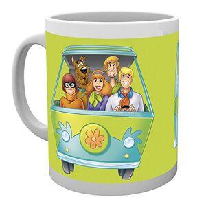 GB Eye Limited GB Eye LTD, Scooby Doo, Mystery Wagon, Taza