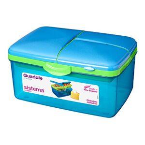 Sistema - Caja para almuerzo, 2l, color surtido