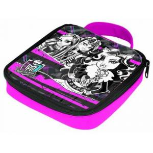 Monster Cable High 737251 - Bolsa térmica para el Almuerzo (15 x 3 x 16,5 cm)